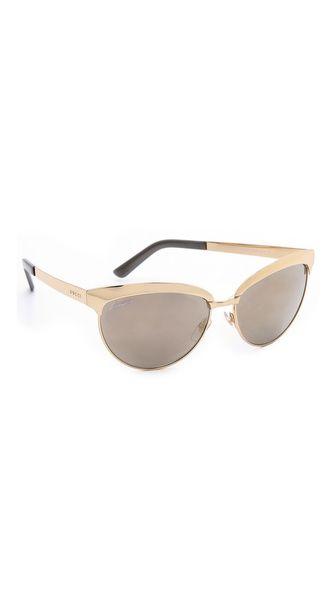 364ee65b6944 Gucci  Mirrored  CatEye  Sunglasses  accessories  fashion