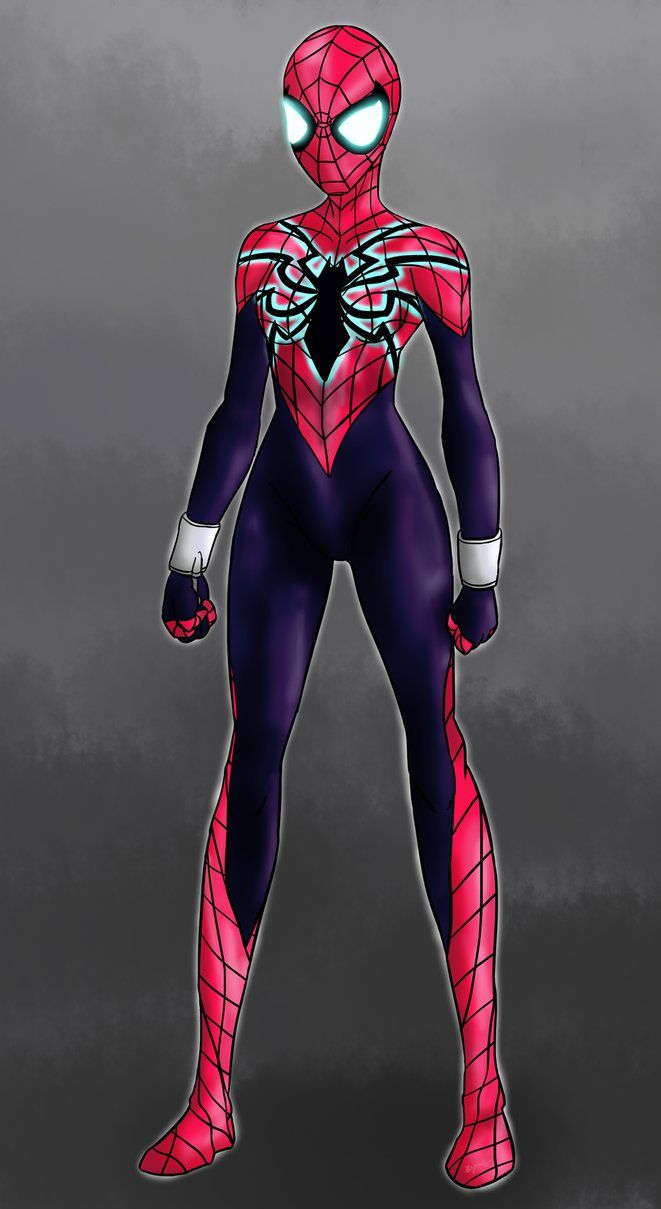 The Spectacular SPIDER-GIRL Sunset City Series 2 by