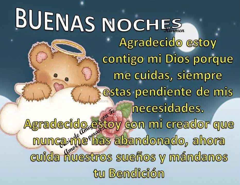 Centro Cristiano Para La Familia Buenas Noches Buenas Noches