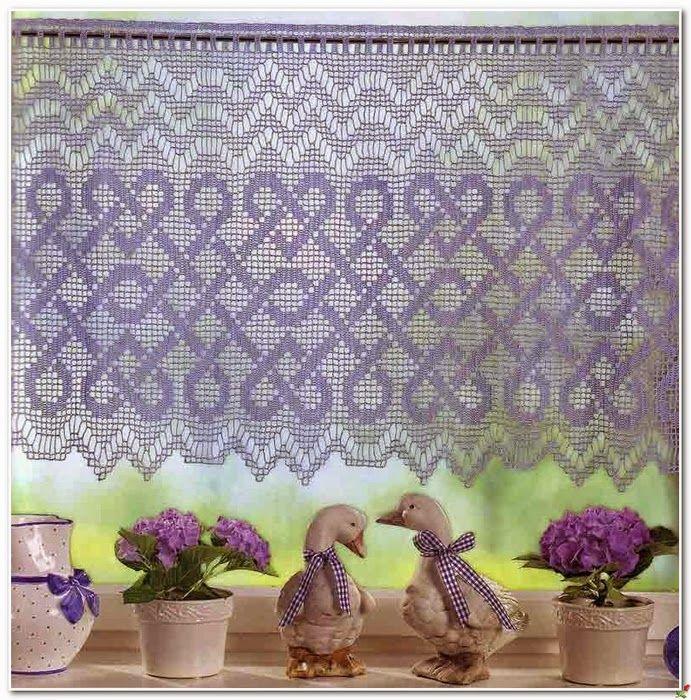 Arte: dos cortinas