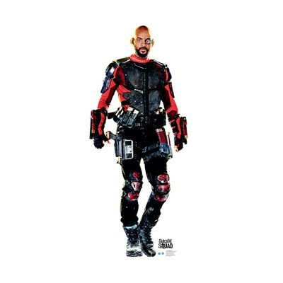 Advanced Graphics Suicide Squad Deadshot Stand-Up