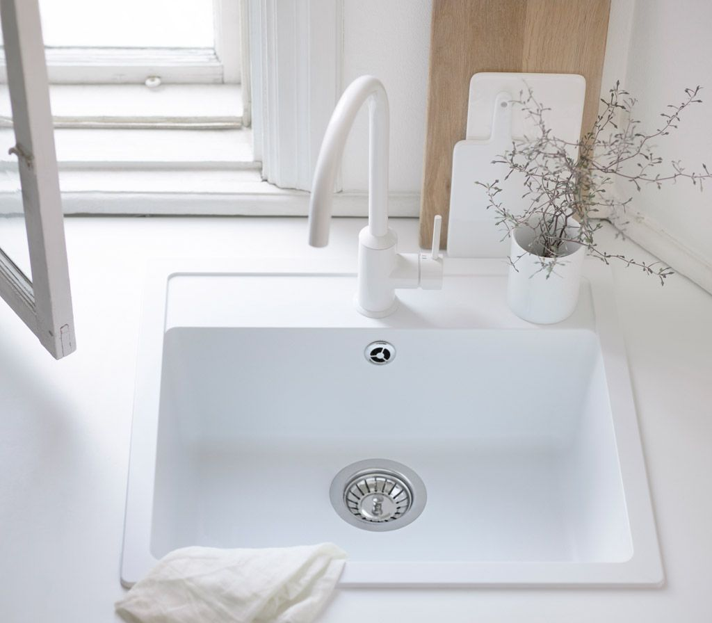 Image result for white ikea sink | Dunrae | Pinterest | Sinks