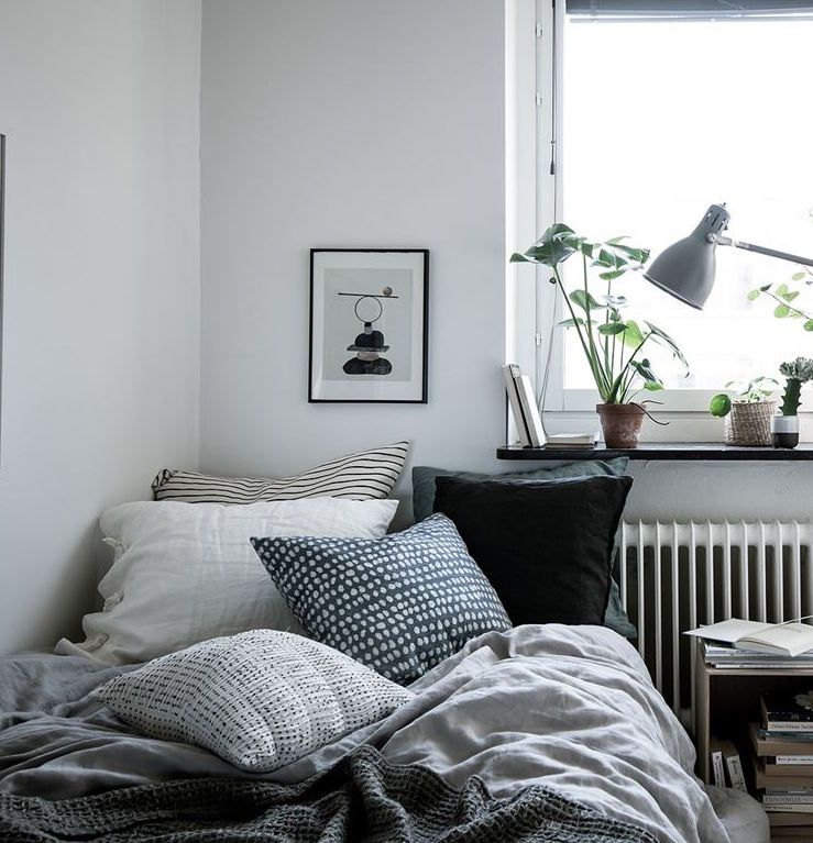 Natural Bedroom Decorating Ideas: Cozy Home In Natural Tints