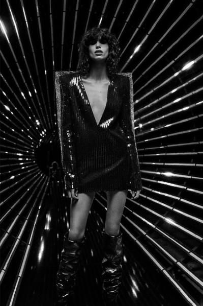 69252e22fc3 YSL11 by Anthony Vaccarello Winter 2017 Campaign (Yves Saint Laurent ...