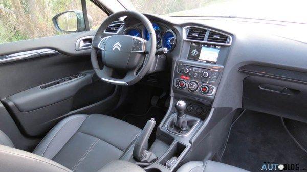 Resultado De Imagen Para Interior Citroen C4 Lounge Interiores