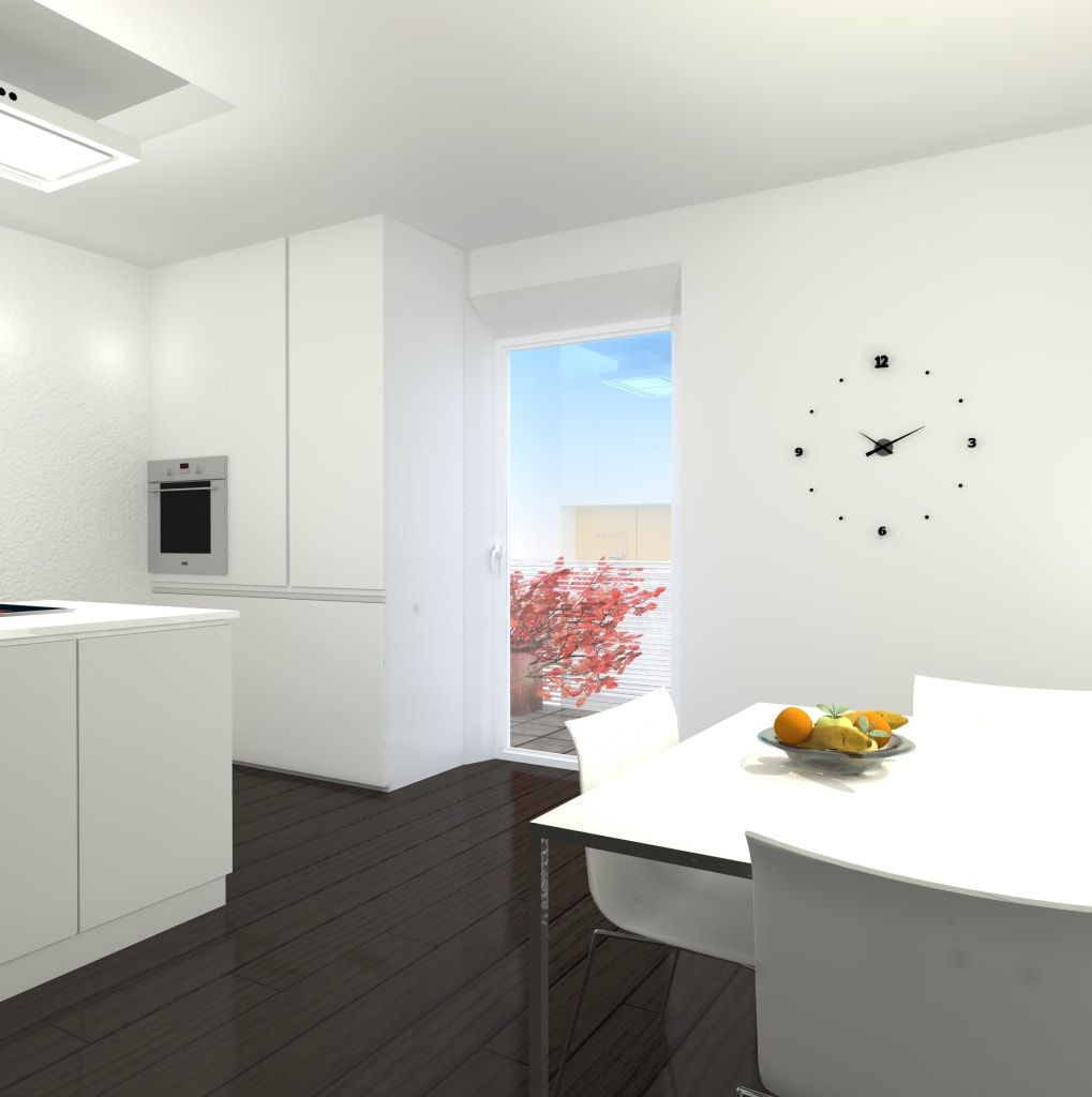 Cucina_1 cucina minimalista di arch. tommaso rossi minimalista