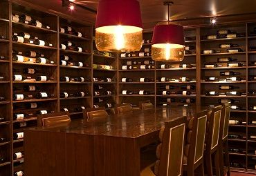 wine lighting. led based lighting is best for wine cellar use it generates less uv and infrared light bulbs are energy efficient has longer shelu2026