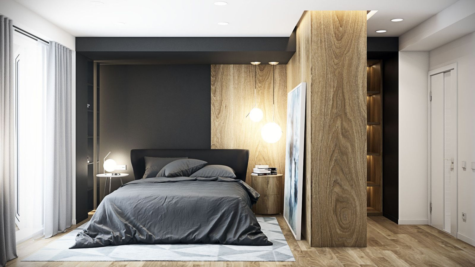 Urban Nature Interieur Bedroom Urban Nature Musa Studio Architecture And Interior