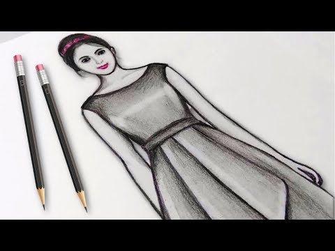 Simple drawings step by step   easy drawings for beginners ...