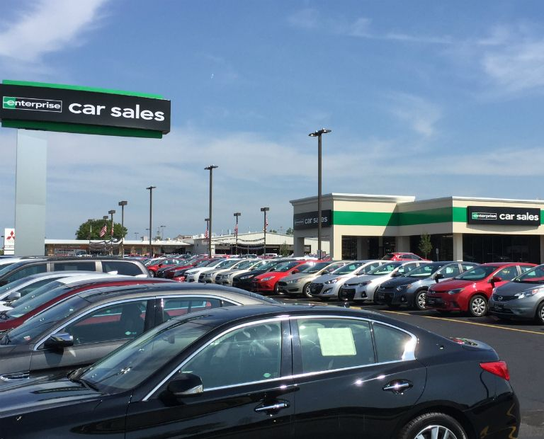 Used Cars For Sale Milwaukee >> Enterprise Car Sales Certified Used Cars Trucks Suvs For