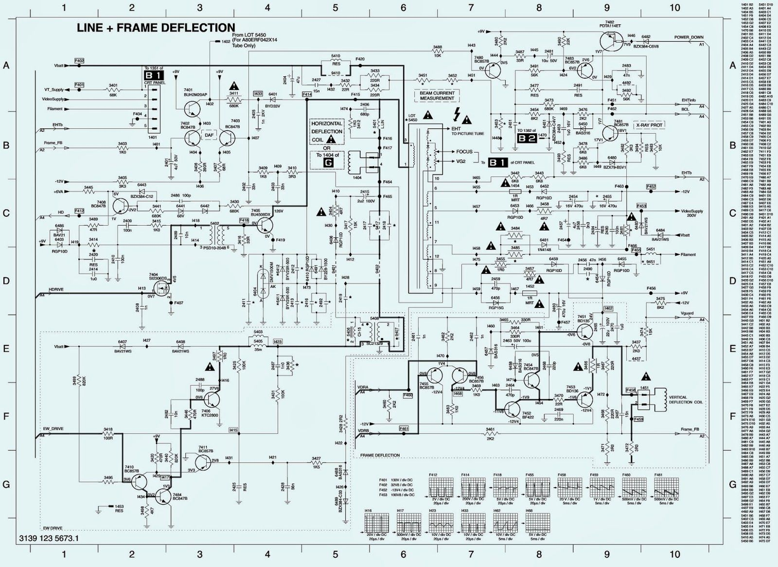 sansui tv circuit diagram free download - circuit diagram images