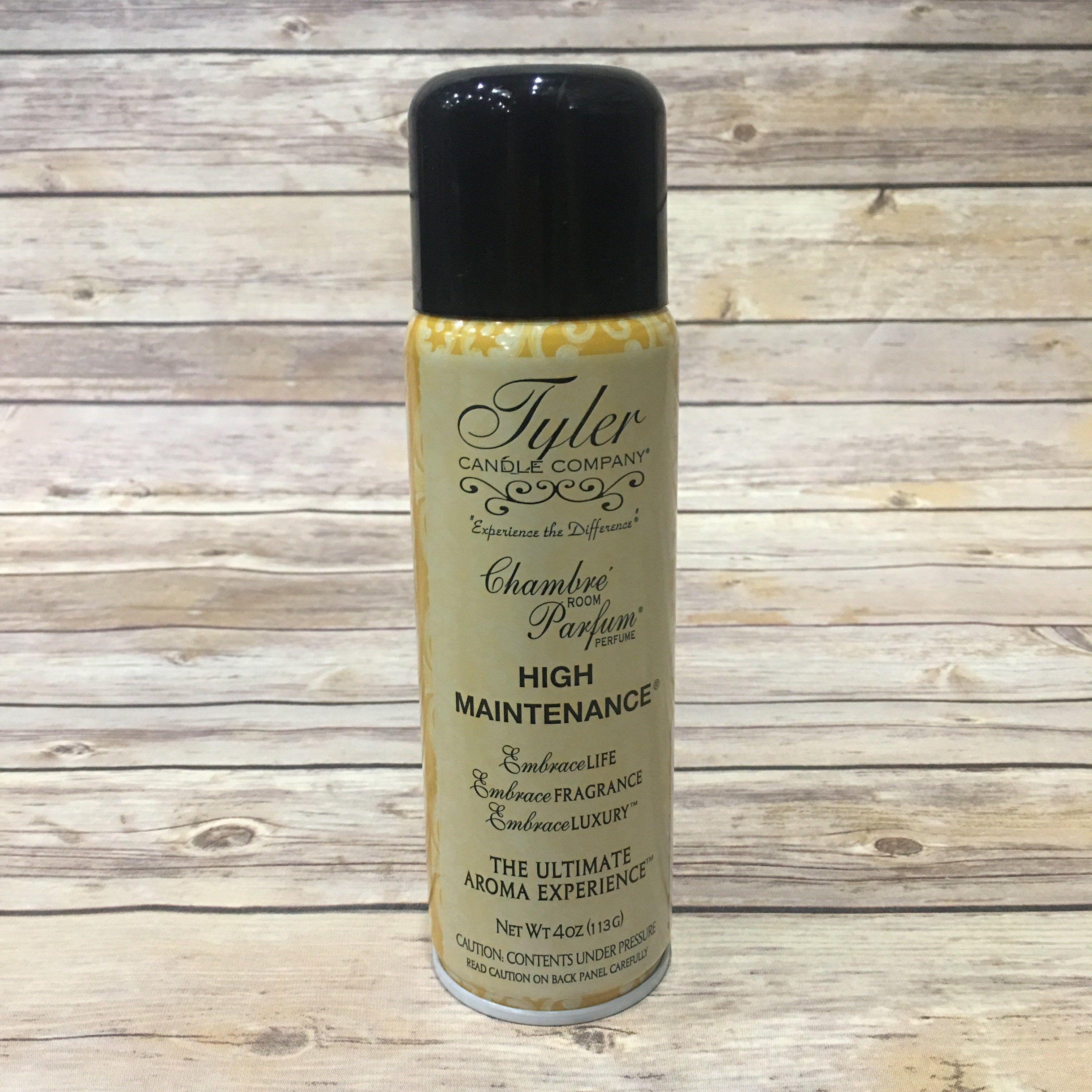 Tyler Candle Company Cambre Parfum