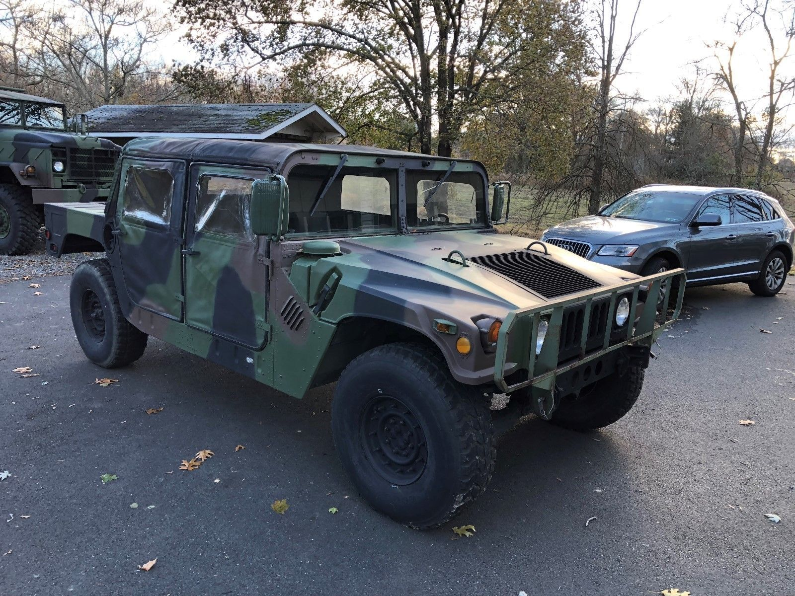good paint 1988 AM General Humvee Military | Military
