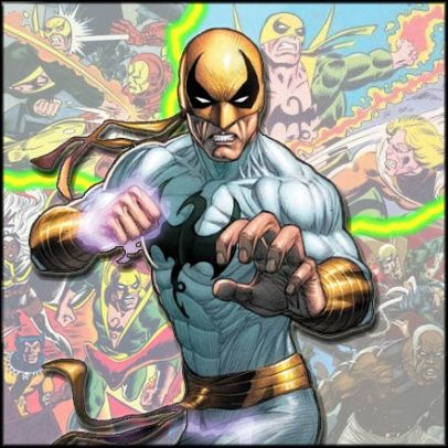 Iron Fist (Danny Rand) - Marvel Universe Wiki: The