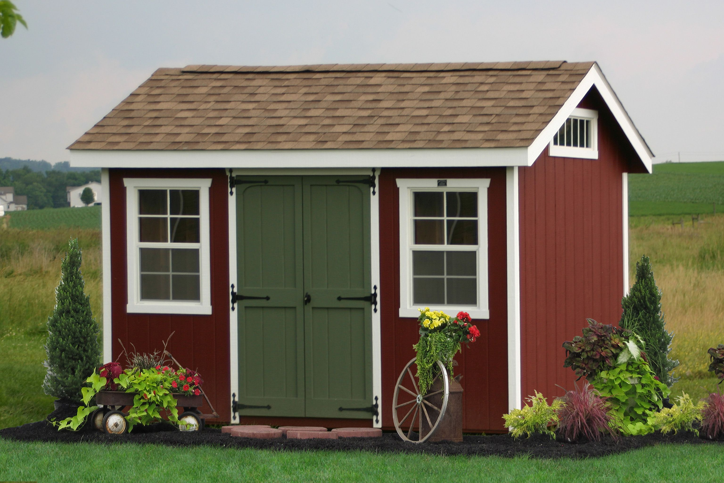 buy amish garden sheds in ny - Garden Sheds Nj