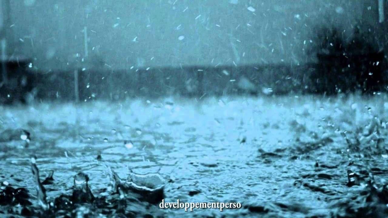 Super Relaxation Musique et Pluie