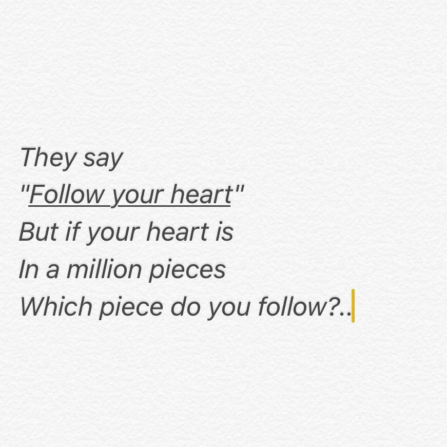 confused sad quotes