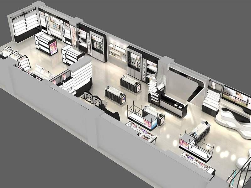 cosmetic shop interior design for sale in 2020 Shop