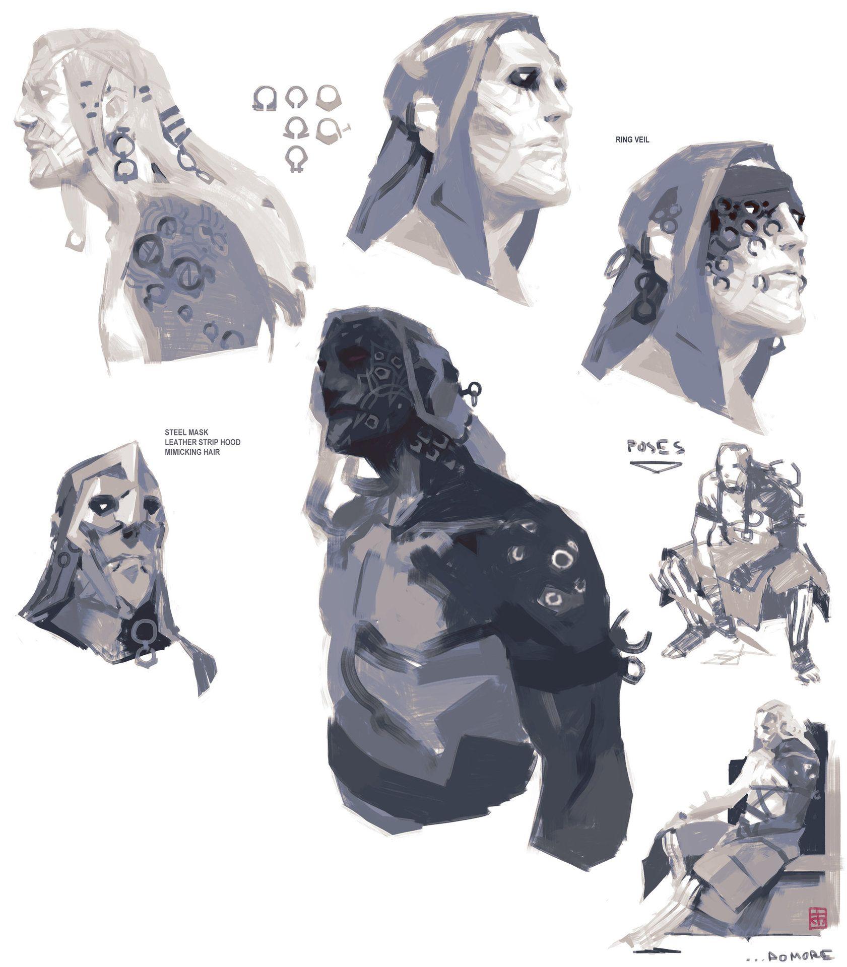 Character Design Unity : Artstation unity the blacksmith concept art