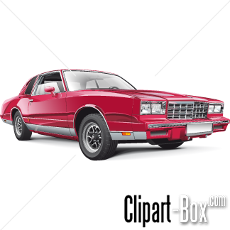 CLIPART OLDSMOBILE CUTLCASS