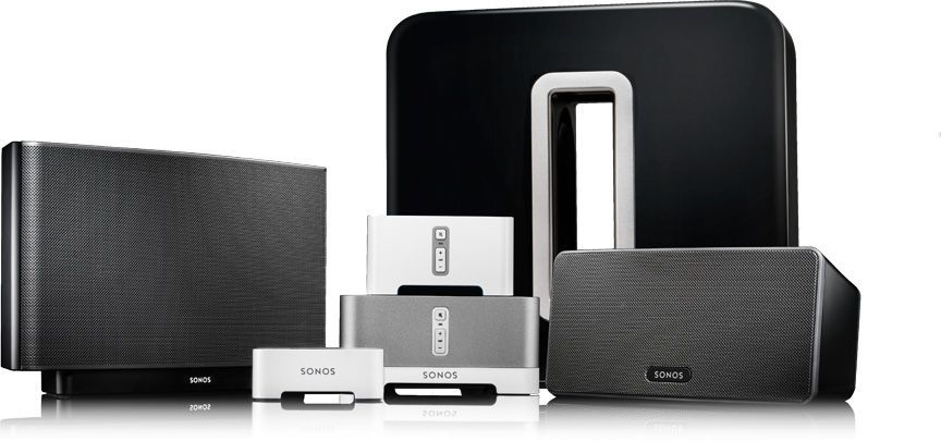 Sonos redesigns its Play:5, announces Trueplay room-tuning software