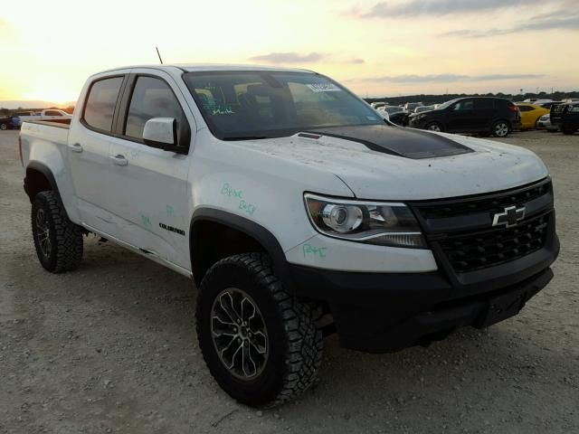 2018 Chevy Colorado Zr2 Redesign And Price Chevrolet