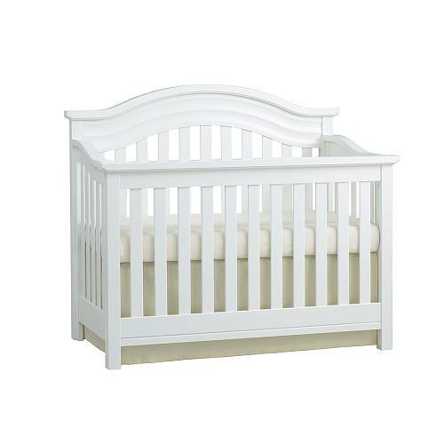 Baby Cache Riverside Lifetime Convertible Crib White White Baby Cribs Baby Cache Convertible Crib White