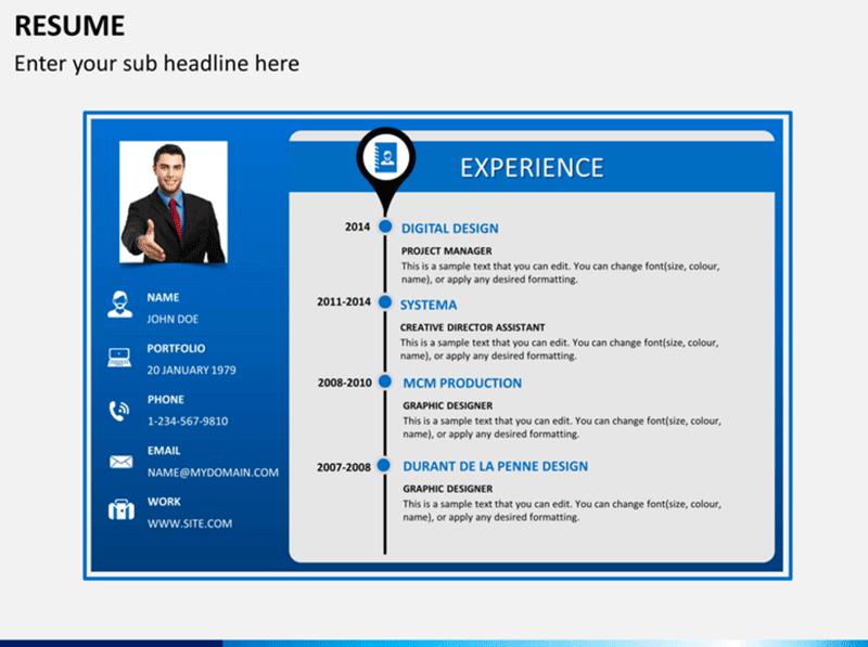 Resume Format Ppt Format Resume Resumeformat Resume Template Free Resume Template Professional How To Make Resume