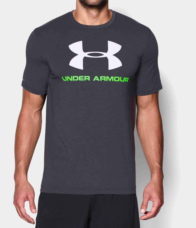Men's UA Sportstyle Logo TShirt Under Armour US Under