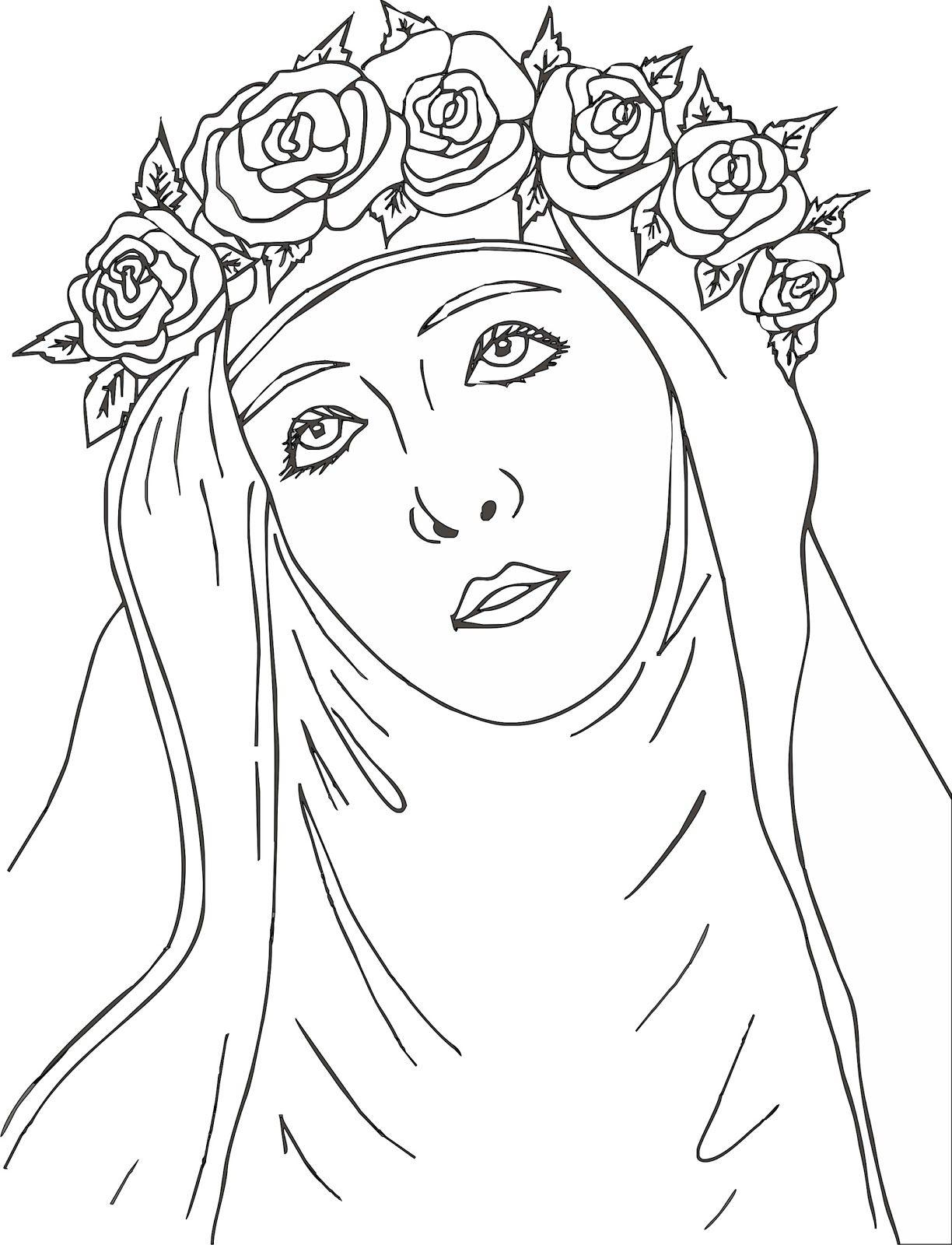 Resultado de imagen para imagenes para imprimir de santa rosa de ...
