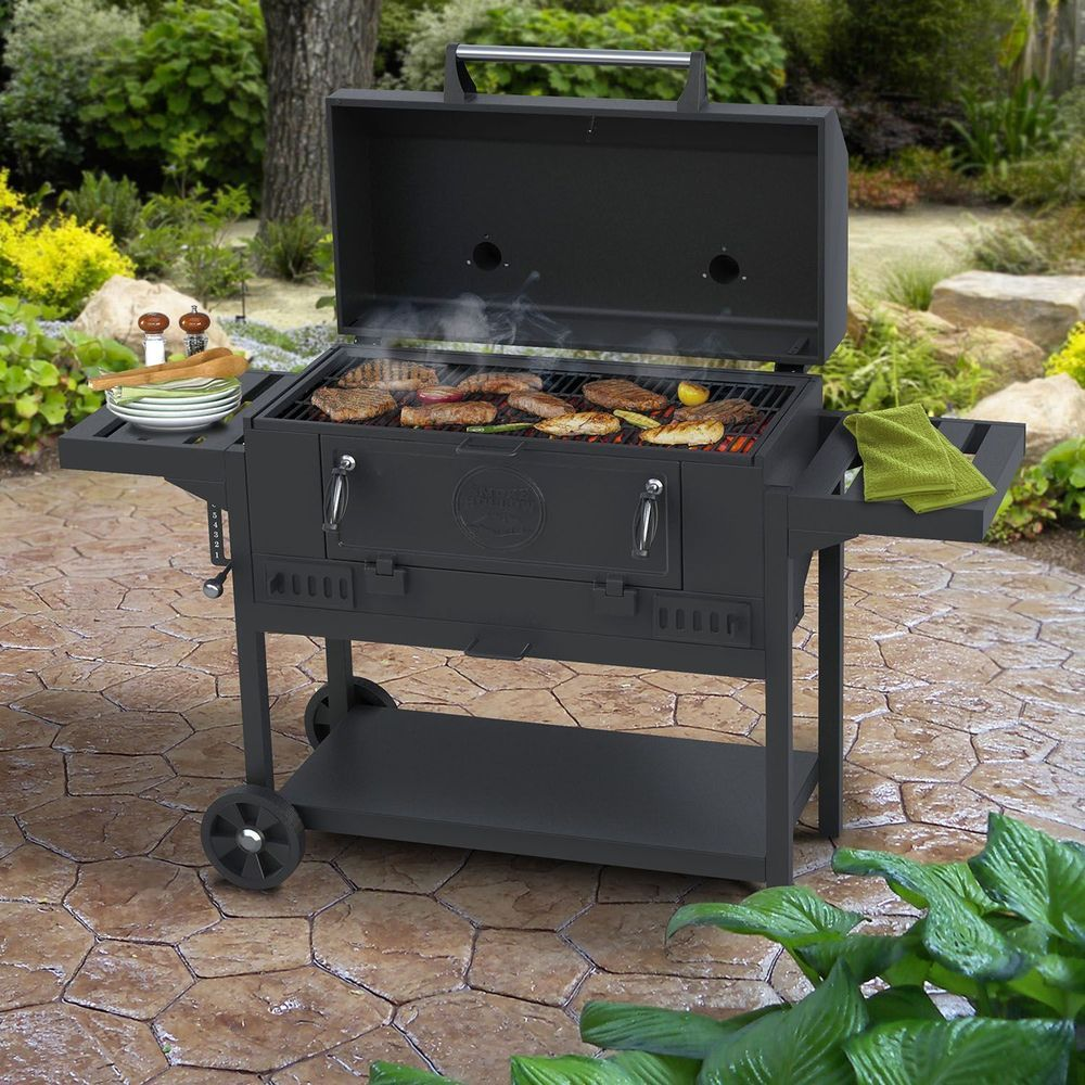 cb940x charcoal gril this is the beast for our serious bbq