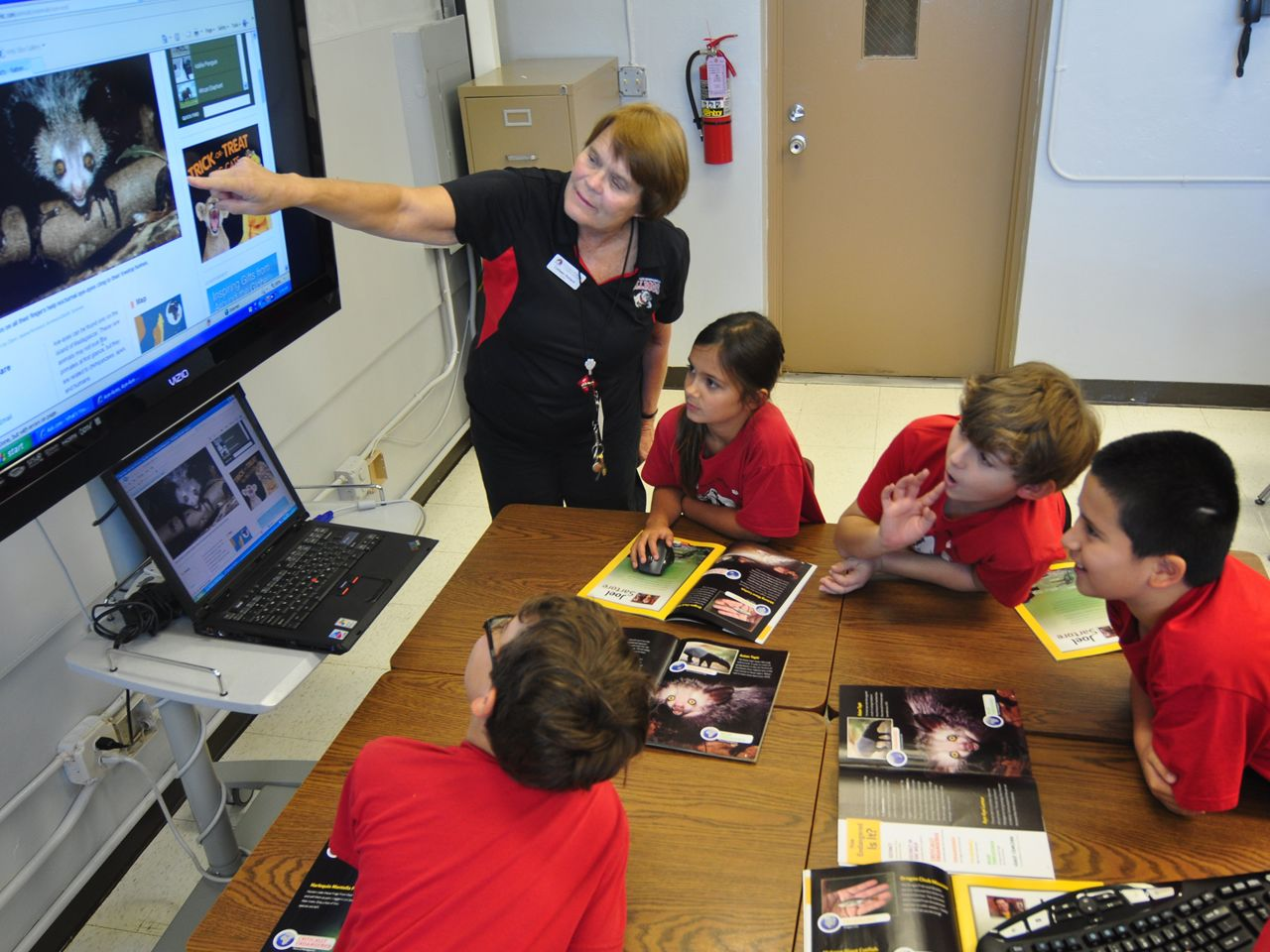 Collaborative Teaching Laboratory : Our technology enhanced active learning teal lab is a