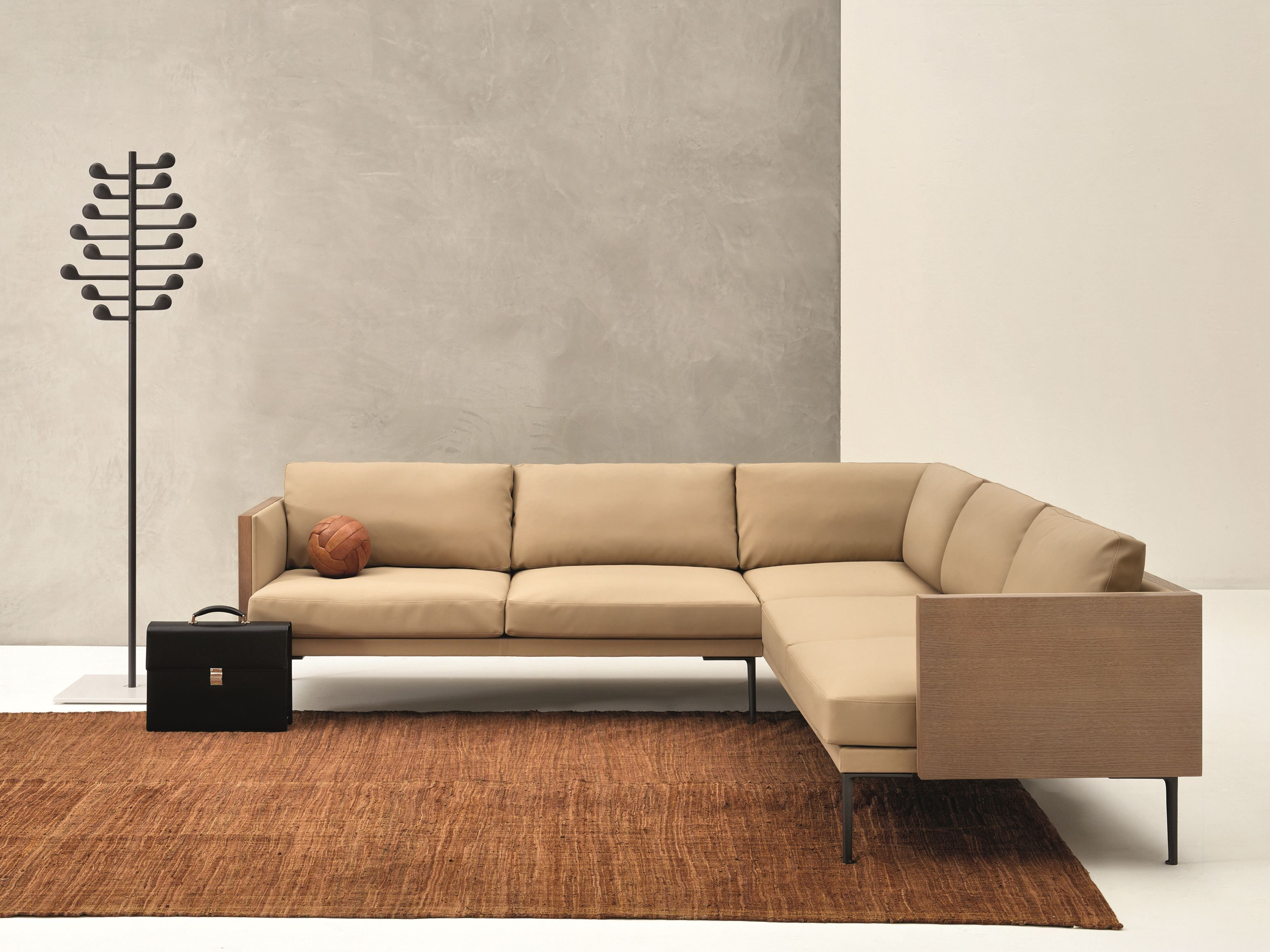 STEEVE Sofá modular by Arper diseño Jean-Marie Massaud | Some Stuff ...