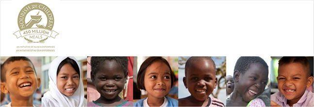 Nourish The Children, une initiative pour lutter contre la malnutrition dans le monde - Un concept unique.