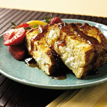Pineapple-Stuffed French Toast | Rodale Wellness