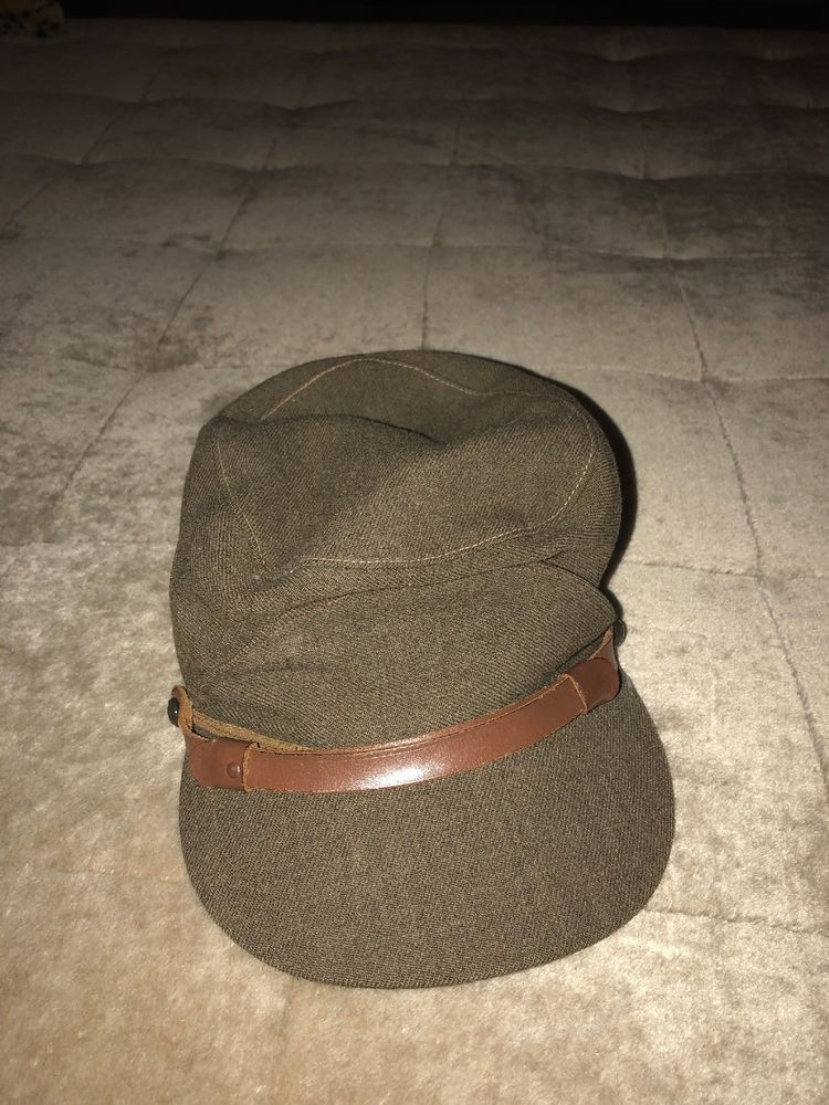 46d4a36c2 Vintage Army Hat Size 7.3/4 #fashion #clothing #shoes #accessories ...