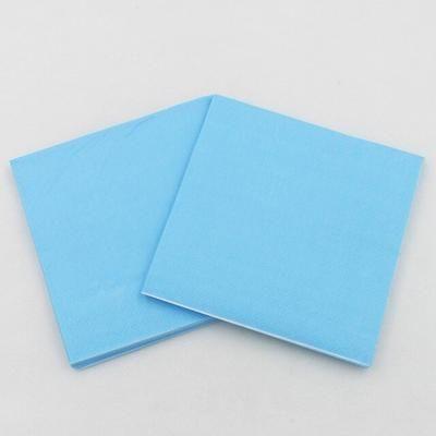 Solid Color Paper Napkins #papernapkins