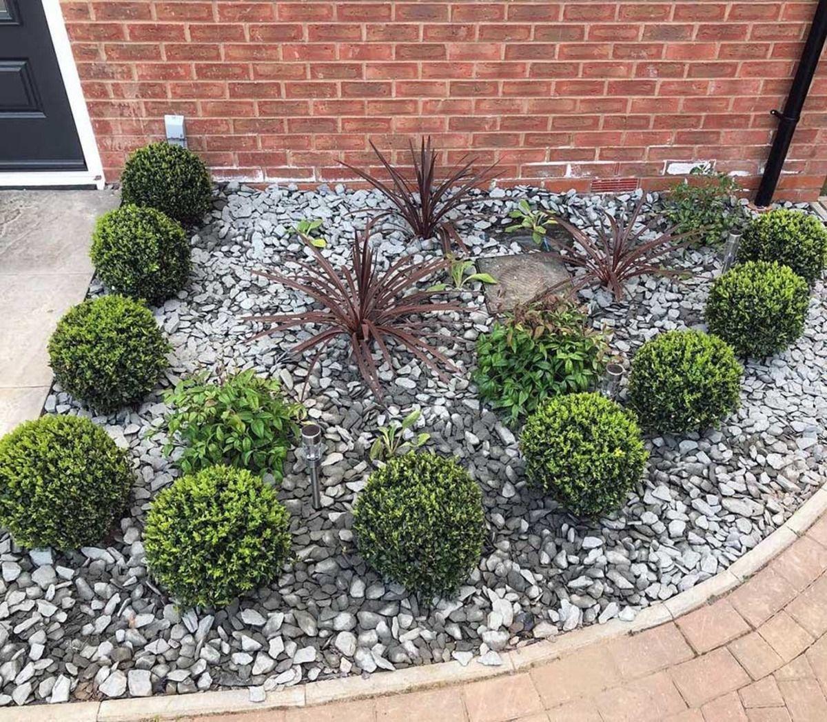 Pin on small front garden ideas