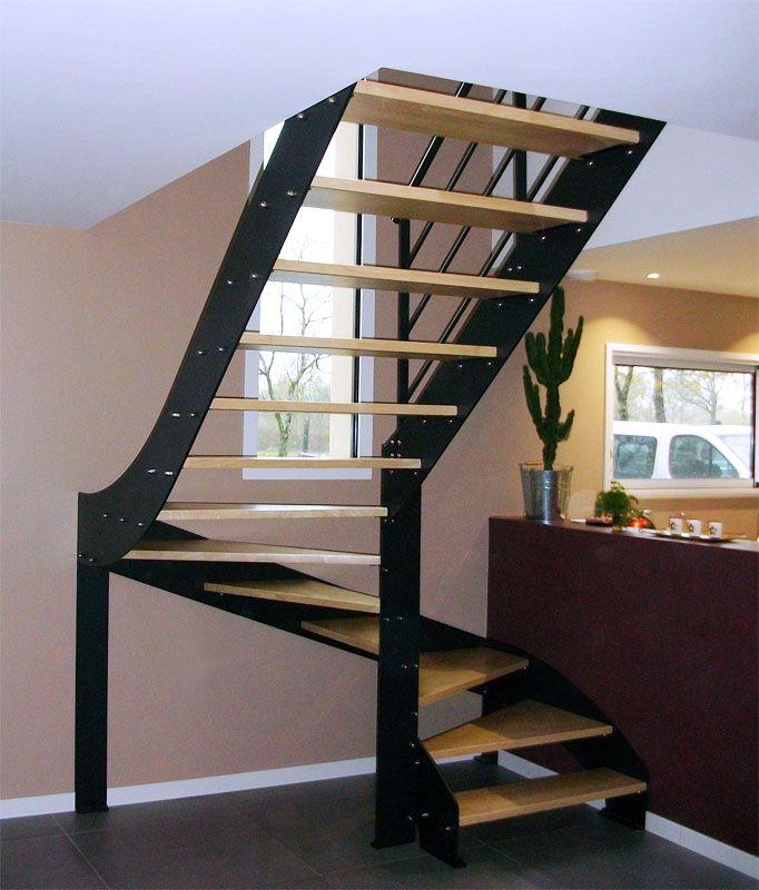 escalier quart tournant e bay