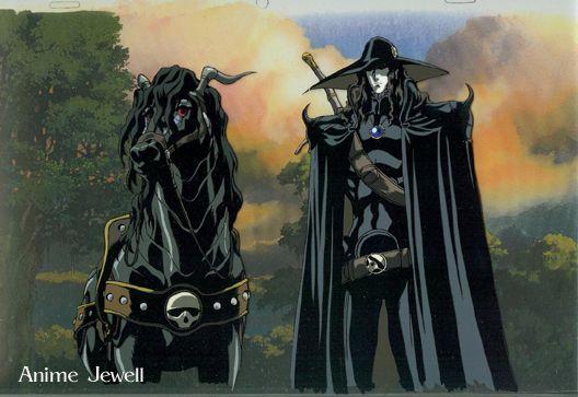 Vampire Hunter D Anime Characters : Img b geekery pinterest vampire