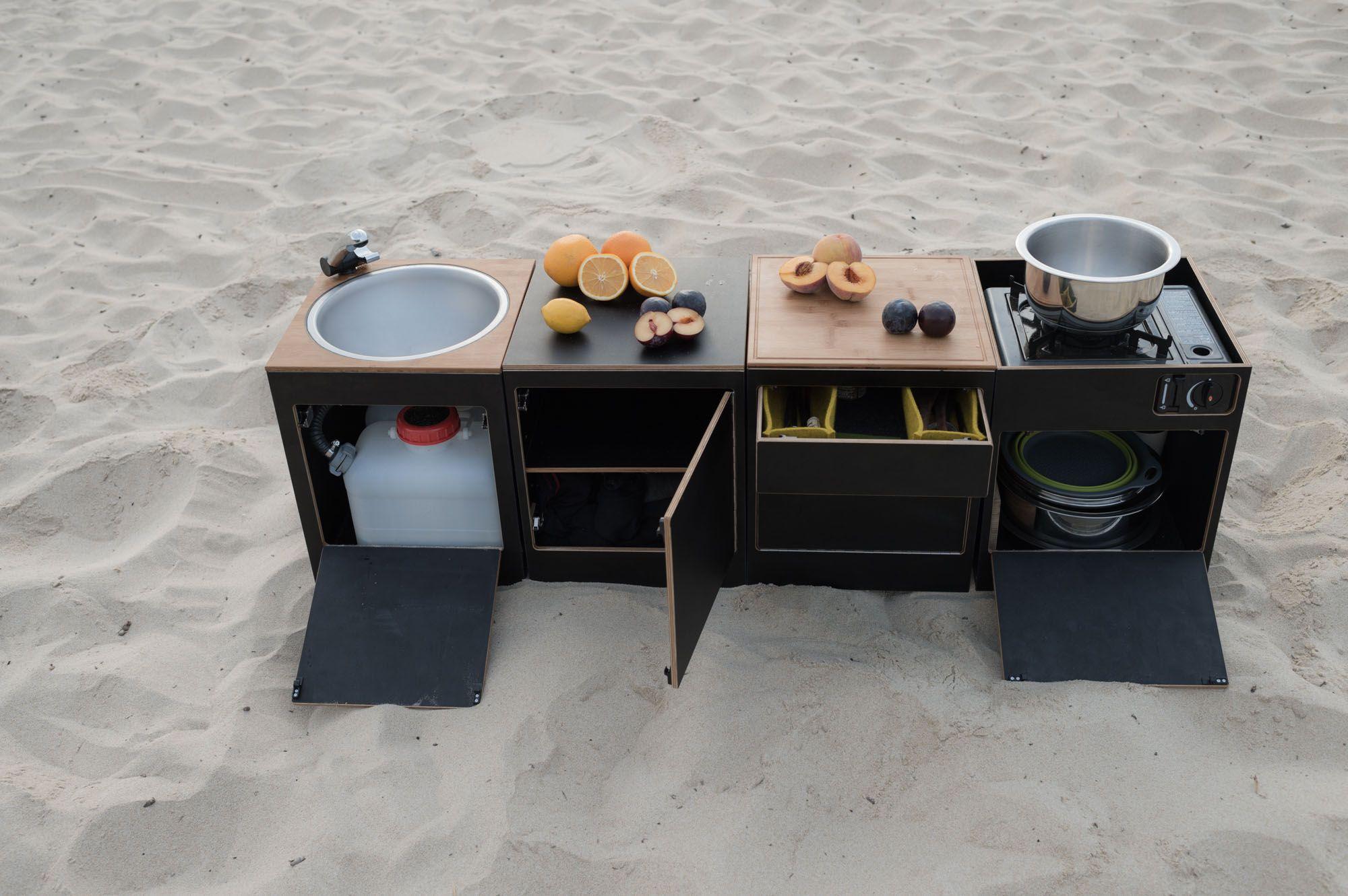 Outdoorküche Camping Uk : Pin von gaylene schulz auf van conversion camping beach camping