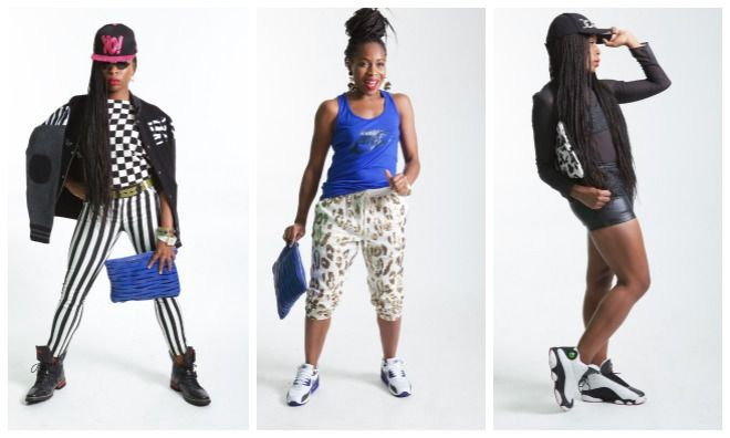 Gallery For > 1990s Fashion For Black Women