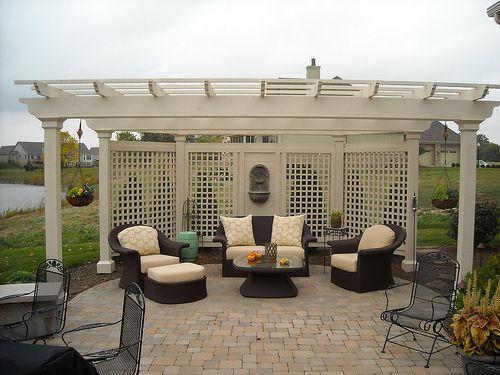Pergolas Designs Utilizing Different Types Of Pergola Designs - Different types of patios