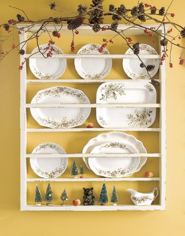 Beautiful Embellish A Window Frame, Mirror, Plate Rack, Or Any Other Place In Your Gallery