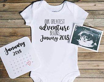 da9ae17d379e Baby Announcement Onesies
