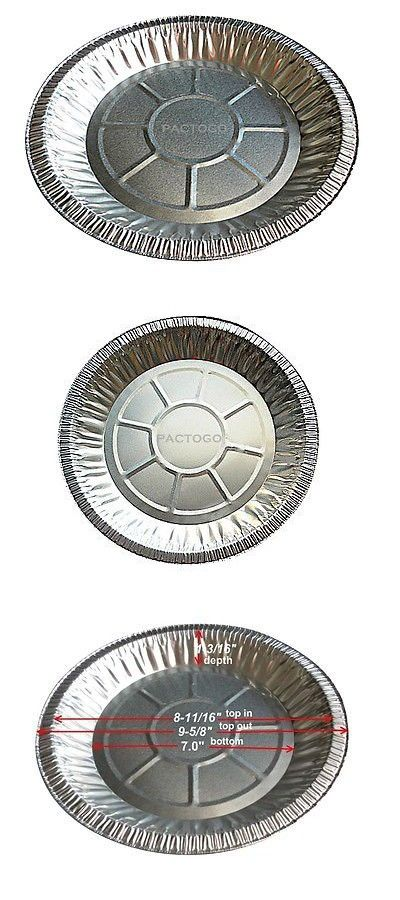 Durable Packaging 10  Disposable Foil Pie Pan 1 3/16  Deep (pack of 50) - Aluminum Plate (pack of 50)  sc 1 st  Pinterest & Durable Packaging 10
