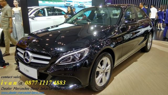 C200 Entry 2018 Indonesia Harga Promo Mercedes Benz Mercedes Mobil