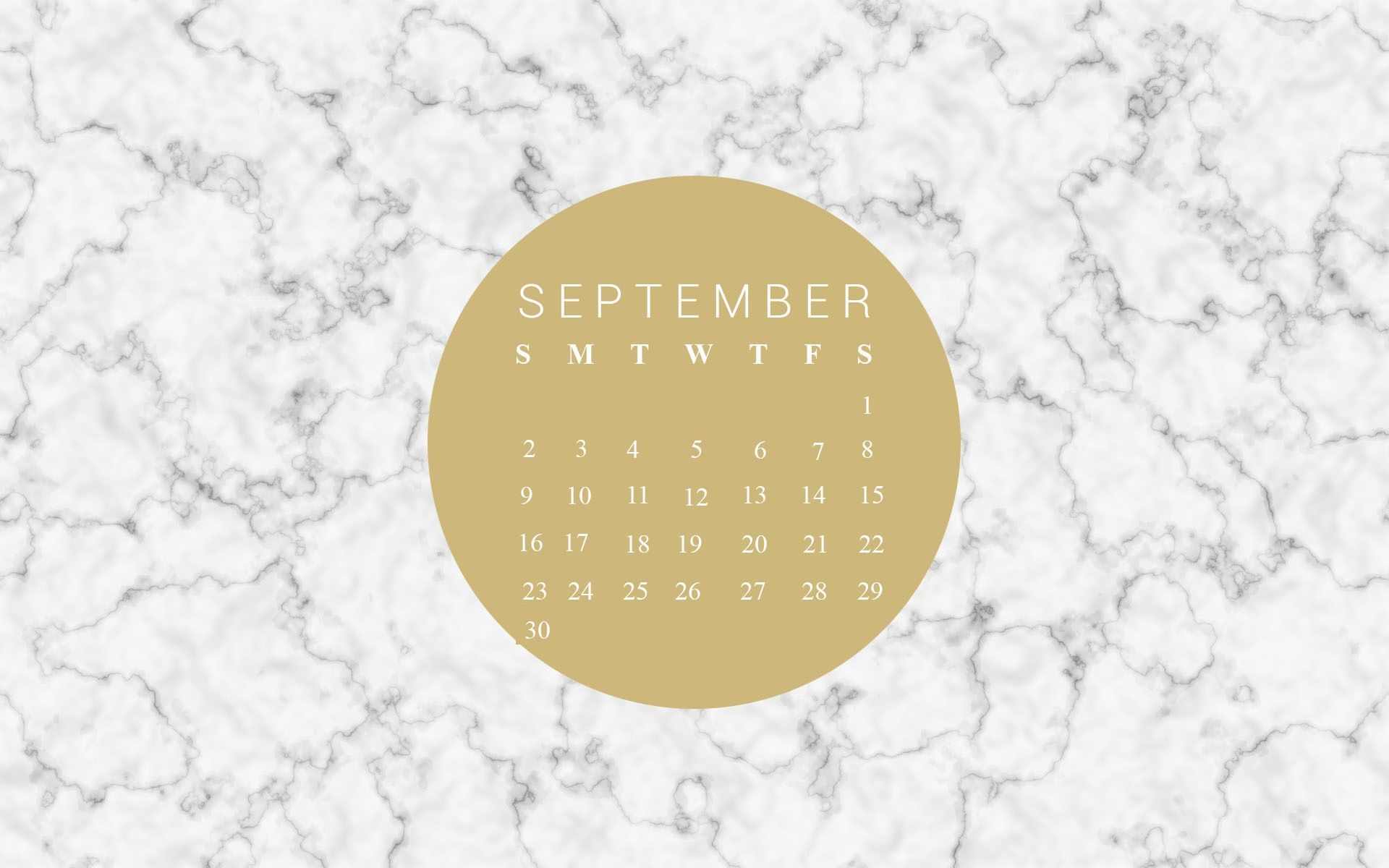 September 2018 Calendar Wallpapers | Calendar 2018 ...