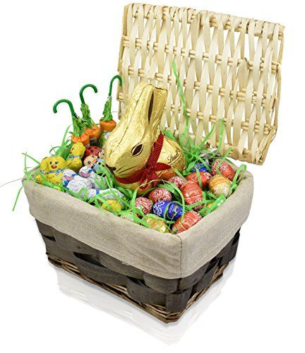 Gift universe lindt easter gift basket lindt easter gold bunny 7 gift universe lindt easter gift basket lindt easter gold bunny 7 ounce and lindt easter friends negle Image collections