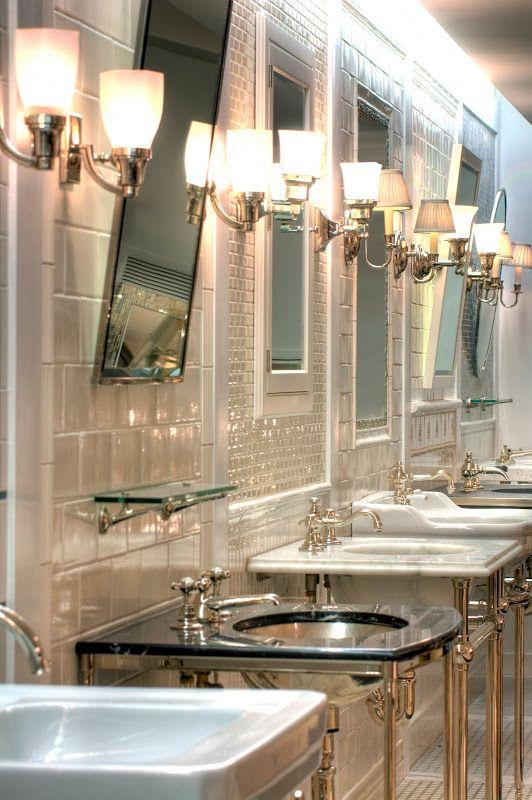 waterworks showroom in nyc. | Popular bathroom designs ...